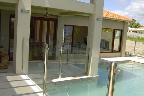 Pool Glass - Aluminium toolboxes & stainless in Kunda Park, QLD